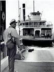 1976+Press+Photo+SS+San+Mateo+Steamship+Ferry+in+Seattle%2C+Washington