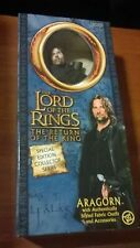 """Lord of the Rings: Return Of The King Aragorn 12"""" Action Figure / Doll (MISB)"""
