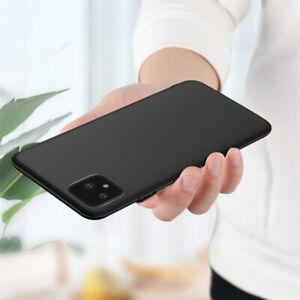 For Google Pixel 6 Pro 5a 5 4a 4 3 XL Case Ultra thin Soft TPU Matte Phone Cover
