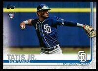 FERNANDO TATIS JR. RC 2019 Topps SERIES 2 #410 San Diego Padres HOT ROOKIE CARD