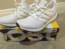 Adidas Ultra Boost 4.0 Triple White Size US11