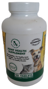 4Paws Joint Health Supplement 90 Tablets Dogs & Cats Brand New Exp 10/20