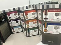 FULL_set: BRAND NEW: 2017 Official Coin_Legends of the ANZAC Medals of Honour