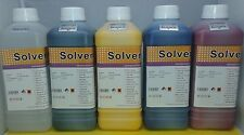 Eco Solvent Cleaner Cleaning Solution Roland Mutoh Mimaki Dx4 Dx5 1 L USA Ship