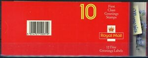 s744659 Great Britain Sc#BK1171 MNH - Complete Booklet