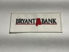 Bryant Bank Alabama AL Community Banking Institution Financial Company Patch D