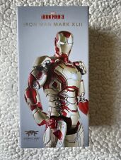 Comicave Iron Man mk 42 XLII US Seller, genuine, scales w/ SH Figuarts, diecast!