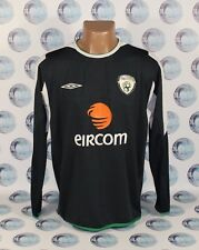 REPUBLIC OF IRELAND NATIONAL TEAM 2004 2006 FOOTBALL SOCCER SHIRT JERSEY L