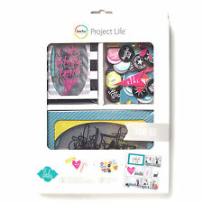 Project Life HEIDI SWAPP OVERLAYS VALUE KIT (100) PCS scrapbooking 98174