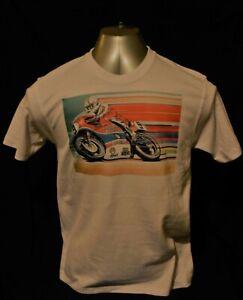 Honda Britain Alex George at Speed design - White T-Shirt Retro