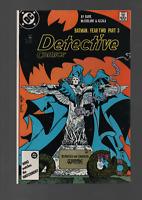Detective Comics #577, Year 2, Part 3 Pristine.  Grade 9.6, Batman
