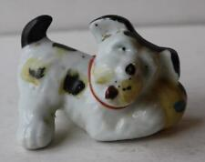 Puppy Dog Comic-Cartoon Figurine Made in Occupied Japan-Hand Painted-Porcelain