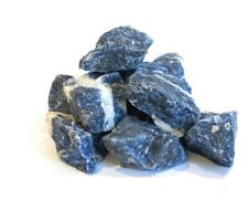 More details for sodalite ~ rough rock ~ tumbling ~ 500 grams to 5 kilo ~ lapidary ~ barrelling