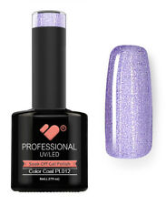 PL012 VB Line Platinum Purple Metallic - gel nail polish - super gel polish