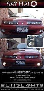 1996 97 98 99 Saturn Sl Sw SL1 SL2 SW1 SW2Halo Niebla Luz Angel Eye Conducción