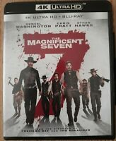 THE MAGNIFICENT SEVEN  (4K Ultra HD+Blu-ray, 2016)
