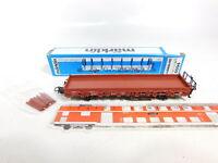 CF501-0,5# Märklin H0/AC 4694 Rungenwagen/Güterwagen KBs 443 DB, NEUW+OVP