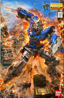 Bandai 1/100 MG GUNDAM EXIA GN-001 Mobile Suit from Japan