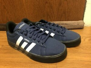 Size 10 - Adidas Daily 3.0 Core Blue with Translucent Sole BRAND NEW