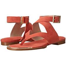 Brand New Calvin Klein Haylee (Sunset Kid Suede) Women's Sandals Sz 7M