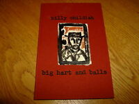 BILLY CHILDISH-BIG HART AND BALLS-SIGNED-HB-1ST-+ ORIGINAL ART-1994-F-MEGA RARE