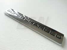 Supercharged Range Rover Rear Badge for Vogue Sport Autobiography Diesel