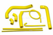 Ducati 1299 Panigale S R 2015-2017 Coolant Silicon Hoses Yellow, Radiator Pipes