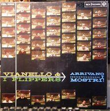 Edoardo Vianello & I Flippers Titolo: Arrivano i Mostri... Anno: 1964