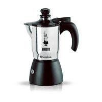 Bialetti Kremina 3Tas. 140ml Moka Coffeepot Kaffeemaschine Schaumstoffabdeckung