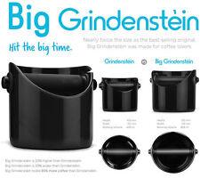 BIG Grindenstein Knock Box / Espresso Machine accessory. Sold By Coffee-A-Roma!