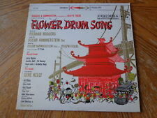 VTG FLOWER DRUM SONG LP VINYL RECORD SOUNDTRACK ROGERS & HAMMERSTEIN GENE KELLY