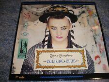 "Culture Club Karma Chameleon 12"" Vinyl Single Record 1983"
