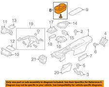 SUBARU OEM 13-16 BRZ Center Console-Cup Holder 92134CA000