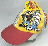 Vintage Looney Tunes Florida State Seminoles hat cap toddler Youth NEW Rare