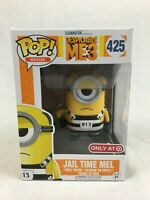 Despicable Me 3 : Jail Time Mel #425 - Target Exclusive - Funko Pop