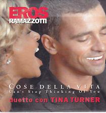 Eros Ramazotti &Tina Turner-Cose Della Vita cd single