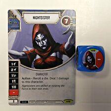 Star Wars Destiny Awakenings #12 Nightsister w/ Dice