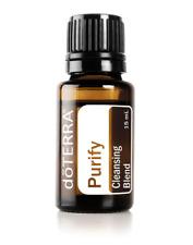 FREE POST doTERRA Purify 15ml Therapeutic Grade Pure Essential Oil Aromatherapy