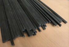 Carbon Fibre Neck Rod - 4mm x 7mm x 380mm - Acoustic Guitar - FREE UK Postage