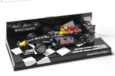 1:43 Minichamps Red Bull Racing Renault RB7 Vettel Japan GP NEW bei PREMIUM-CARS