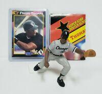 FRANK THOMAS Chicago White Sox MLB Starting Lineup SLU 1992 Figure, Card, Poster