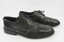 Derby shoes BARTOLLINI All Leather Black T 42 VERY GOOD CONDITION