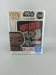 Sealed Funko Pop Tees Star Wars The Mandalorian Moff Gideon Target Exclusive 2XL