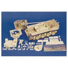 ROYAL MODEL 098 - PANTHER Ausf.A INTERIOR CONVERSION SET 2 - 1/35 RESIN KIT