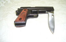 Tac Force Jack Knife Handgun Appearance Stainless Steel Speedster Model