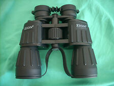 Zion Big Eye Lens 20x-120x50 Full-Coat-Optic-Lens Military Power Zoom Binoculars