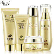 Korea Cosmetics Snail Skin Care Sets 5pcs Whitening Moisturizing Anti Aging