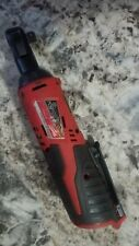 Milwaukee M12 12-Volt Lithium-Ion Cordless 3/8 in. Ratchet 2457-20 (Tool-Only)