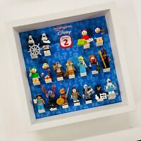 Display Frame For Lego Disney Series 2 Minifigures 71024 No Figures 27cm