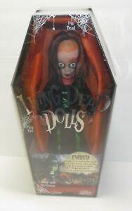 Living Dead Dolls EMBER Series 18 Mezco Toyz Sealed